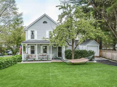 Port Washington Single Family Home For Sale: 15 Avenue B