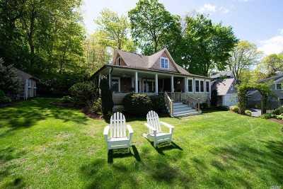 Huntington Single Family Home For Sale: 58 Knollwood Rd