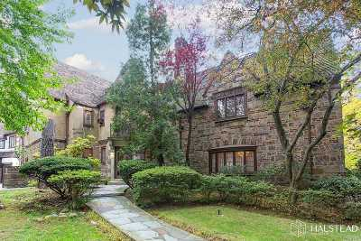 Forest Hills Single Family Home For Sale: 70 Greenway South