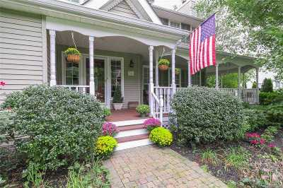 Setauket NY Single Family Home For Sale: $859,000
