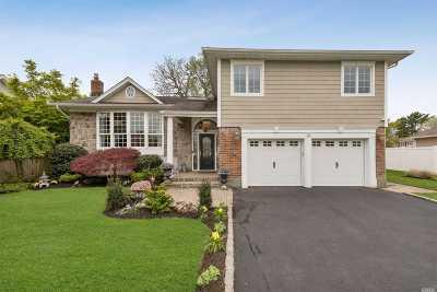 Jericho Single Family Home For Sale: 25 Saratoga Dr