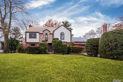 Great Neck Single Family Home For Sale: 4 Parkside Dr