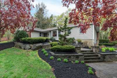 Dix Hills Single Family Home For Sale: 2 Hearthstone Dr