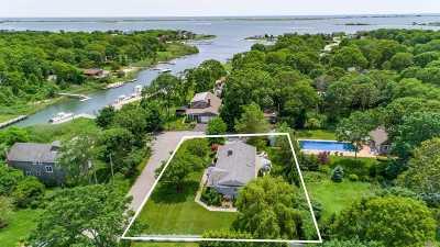 Hampton Bays Single Family Home For Sale: 6 Wells Ln