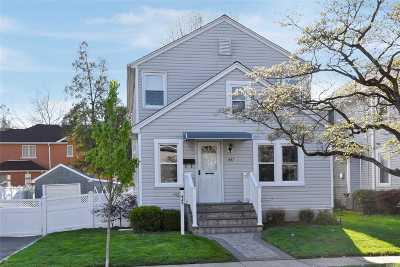 Williston Park Single Family Home For Sale: 447 Burkhard Ave