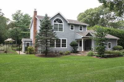 Hampton Bays Single Family Home For Sale: 99 Squiretown Rd