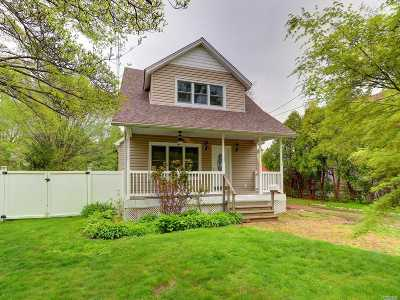 Seaford Single Family Home For Sale: 3835 Condit St