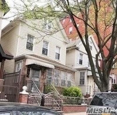 Elmhurst Single Family Home For Sale: 74-20 43rd Ave