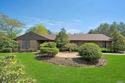 Dix Hills Single Family Home For Sale: 153 Weeks Dr