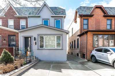 Rego Park Single Family Home For Sale: 85-58 67th Dr