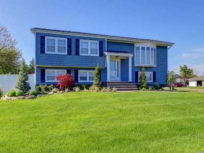 Copiague Single Family Home For Sale: 9 Bay Dr
