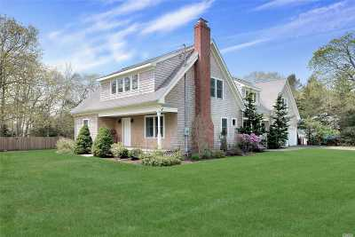 Mattituck Single Family Home For Sale: 550 Krause Rd