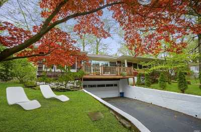 Great Neck Single Family Home For Sale: 4e Woodland Pl
