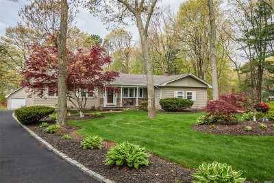 Ronkonkoma Single Family Home For Sale: 84 Breeze Ave