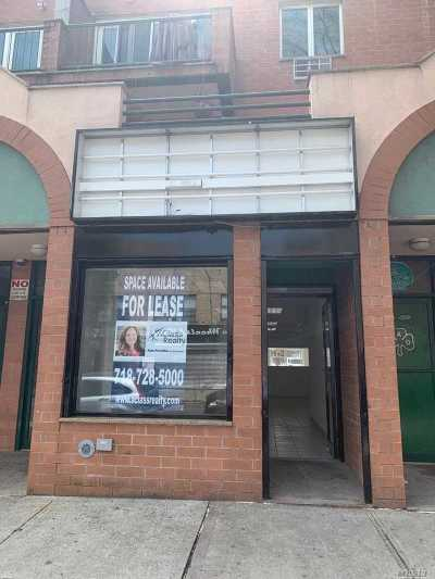 Astoria Commercial Lease For Lease: 23-29 Steinway St