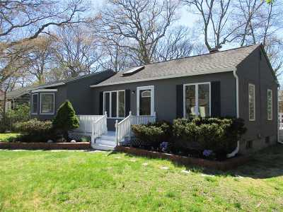 Bellport Single Family Home For Sale: 62 Country Club Rd