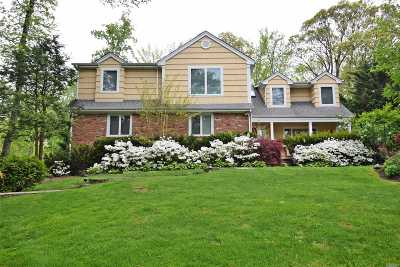 Great Neck Single Family Home For Sale: 25 Henhawk Rd