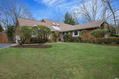Smithtown Single Family Home For Sale: 29 Stony Hill Path