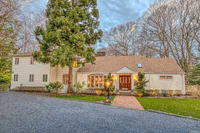 Nissequogue Single Family Home For Sale: 2 Laurel Hill Path