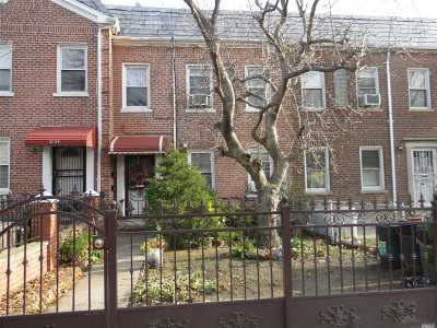 Long Island City Multi Family Home For Sale: 21-35 47 Th St