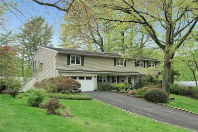 Manhasset Single Family Home For Sale: 7 Brook Ln