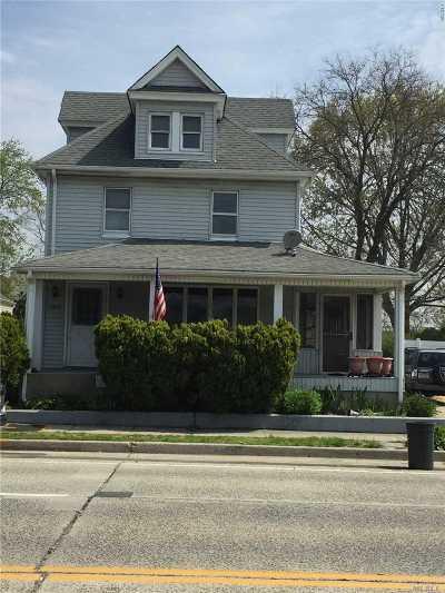 N. Bellmore Single Family Home For Sale: 1459 Bellmore Ave
