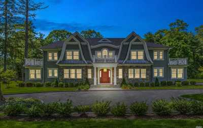 Old Westbury Single Family Home For Sale: 66 Wheatley Rd