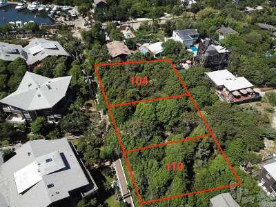 Sayville Residential Lots & Land For Sale: 110 Harbor Walk