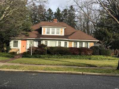 Farmingdale Single Family Home For Sale: 177 Prospect St