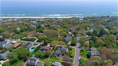 Montauk Single Family Home For Sale: 119 Madison Dr