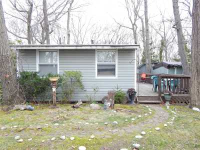 Suffolk County Single Family Home For Sale: Unit 56 - 22nd St