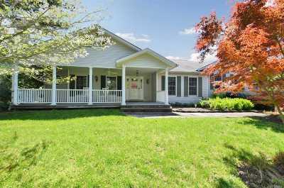 Lloyd Harbor Single Family Home For Sale: 1 Grouse Ln