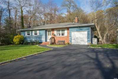 Ronkonkoma Single Family Home For Sale: 35 Garden Ct