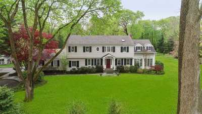 Cold Spring Hrbr Single Family Home For Sale: 47 Glen Way