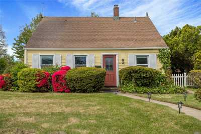 Levittown Single Family Home For Sale: 48 Saddle Ln