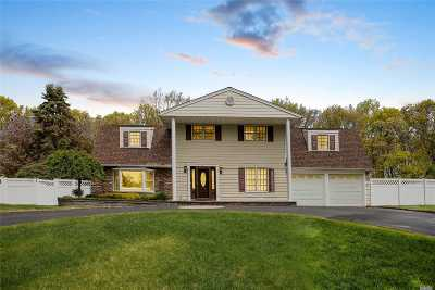 Commack Single Family Home For Sale: 67 Wichard Blvd