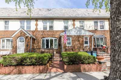 Rego Park Single Family Home For Sale: 8527 66th Rd