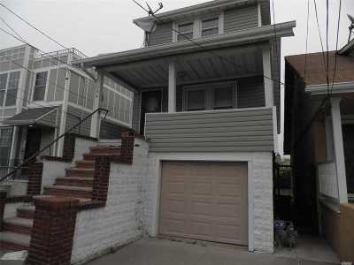 Queens County Single Family Home For Sale: 344 Beach 44th St