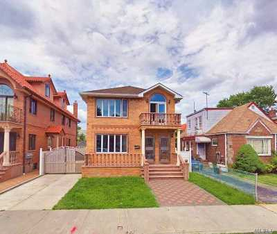 Flushing Multi Family Home For Sale: 142-21 59 Ave
