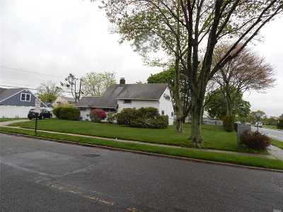 Hicksville Single Family Home For Sale: 2 Winter Ln