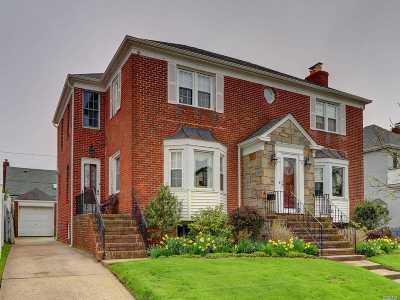 Long Beach NY Single Family Home For Sale: $1,249,000