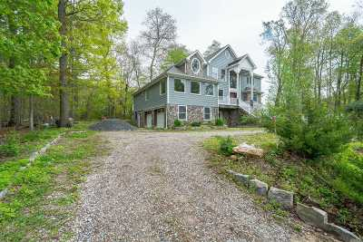Rocky Point Single Family Home For Sale: 141 Rocky Point Land Rd