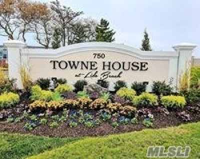 Lido Beach Condo/Townhouse For Sale: 750 Lido Blvd #89B