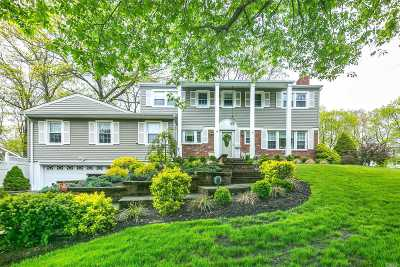 Oyster Bay Single Family Home For Sale: 14 Blueberry Ln