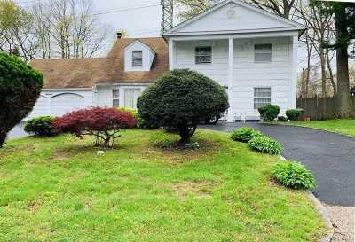 Centereach Single Family Home For Sale: 16 Daell Ln