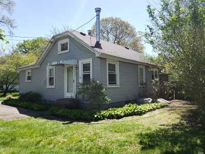 Central Islip Single Family Home For Sale: 70 Bushwick Ave