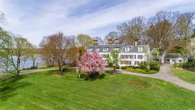 Roslyn Harbor Single Family Home For Sale: 435 Bryant Ave