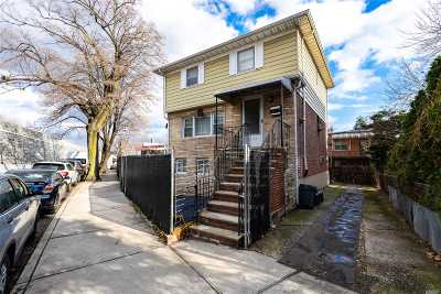 Woodside Single Family Home For Sale: 30-35 68 St