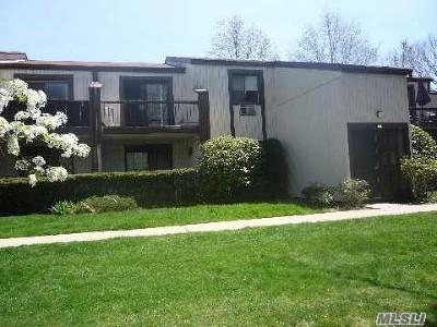 Ronkonkoma Condo/Townhouse For Sale: 105 Richmond Blvd #3A
