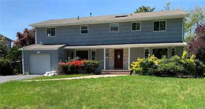 Jericho Single Family Home For Sale: 72 Rockland Dr